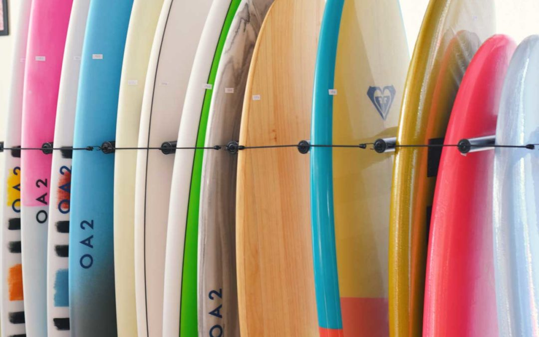 Beginner Surfboards: how your first surfboard should be