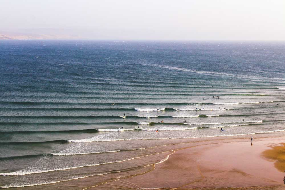 Surfing Beaches in Morocco: some of the best surfing spots around Agadir