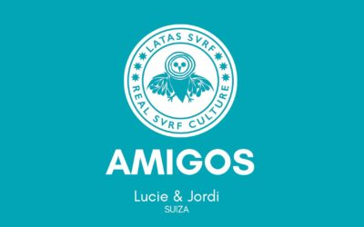 Latas Surf Friends: Interview to Lucie and Jordi [VIDEO]