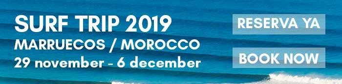 Surf Camp en Marruecos