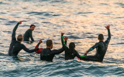 Group Surf Trips: what to expect from a surf camp