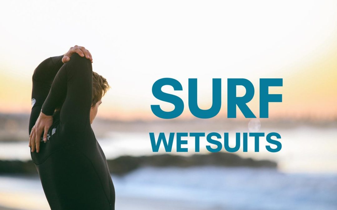 Surf wetsuits: how to choose the right one