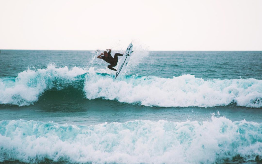 Surf in Spanish: Somo, an international surfing spot
