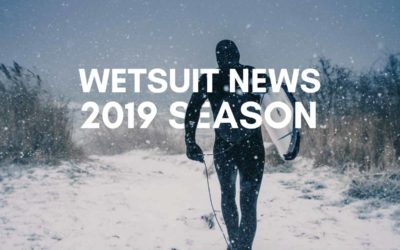 Wetsuit news: 2019 winter season