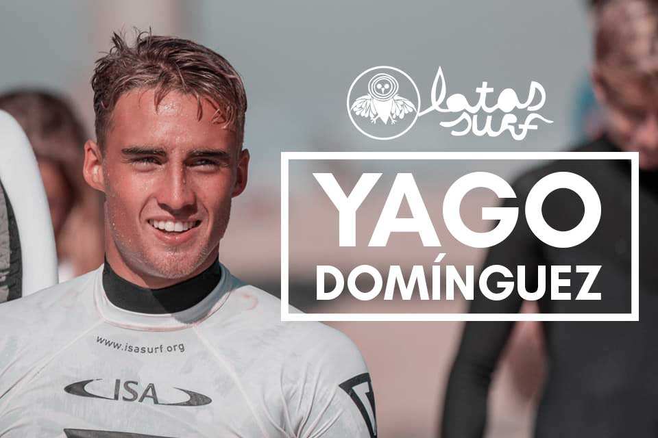 [Video] Yago Domínguez:  Interview to the spanish Pro-Surfer