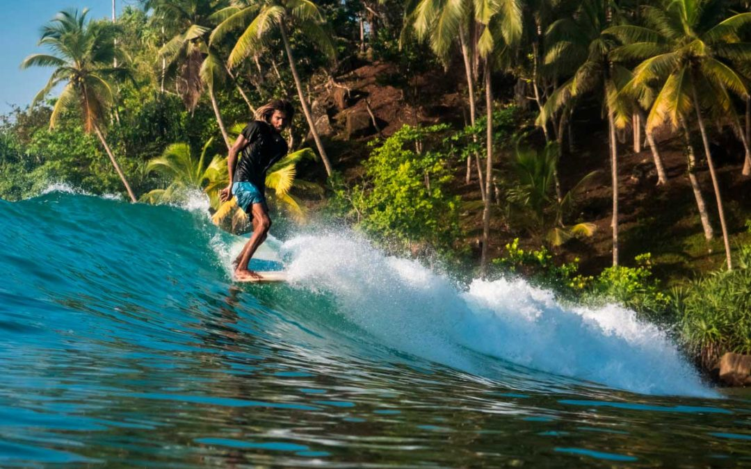 Surf Trips: 3 places to keep learning away from Somo