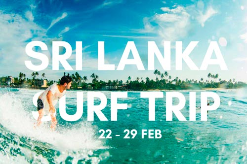 Sri Lanka Surf Camp