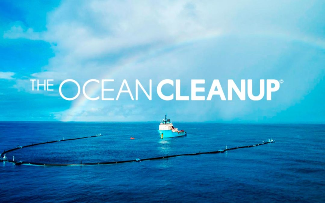 The Ocean Cleanup: the largest cleanup of the ocean in history
