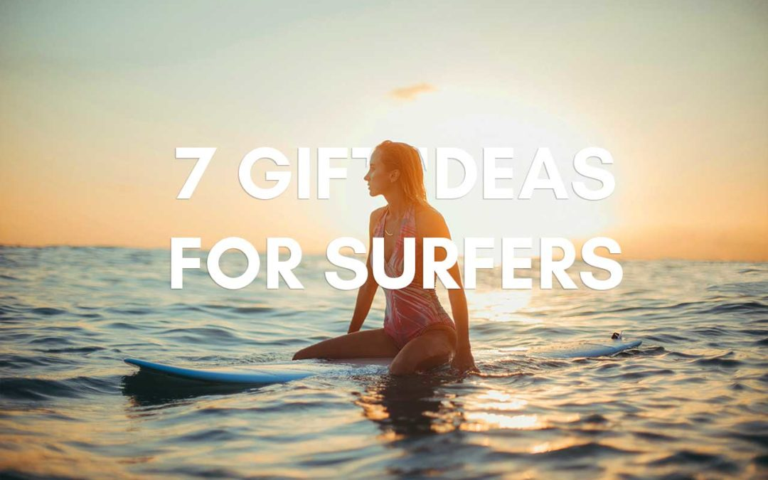 Gifts for surfers: 7 ideas for Christmas