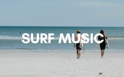 Surf music: a genre of its own and 6 of the most relevant bands