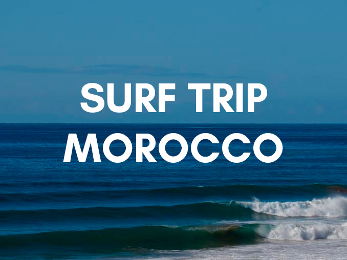 Our Surf Camp in Morocco: our last surf trip of 2019