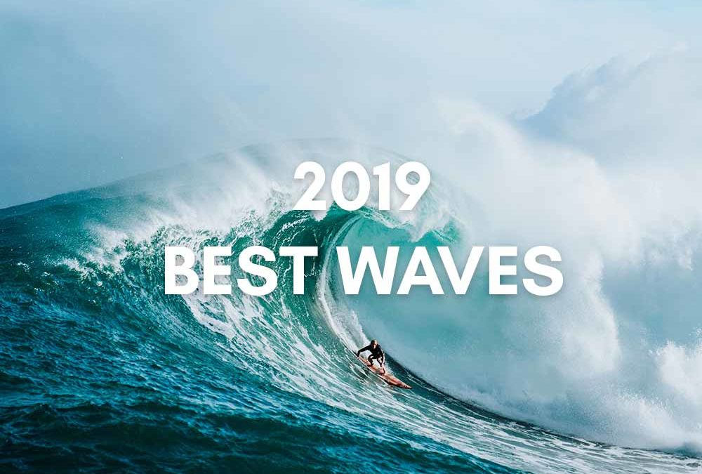 2019 Best Waves: Greatest surf clips of the year
