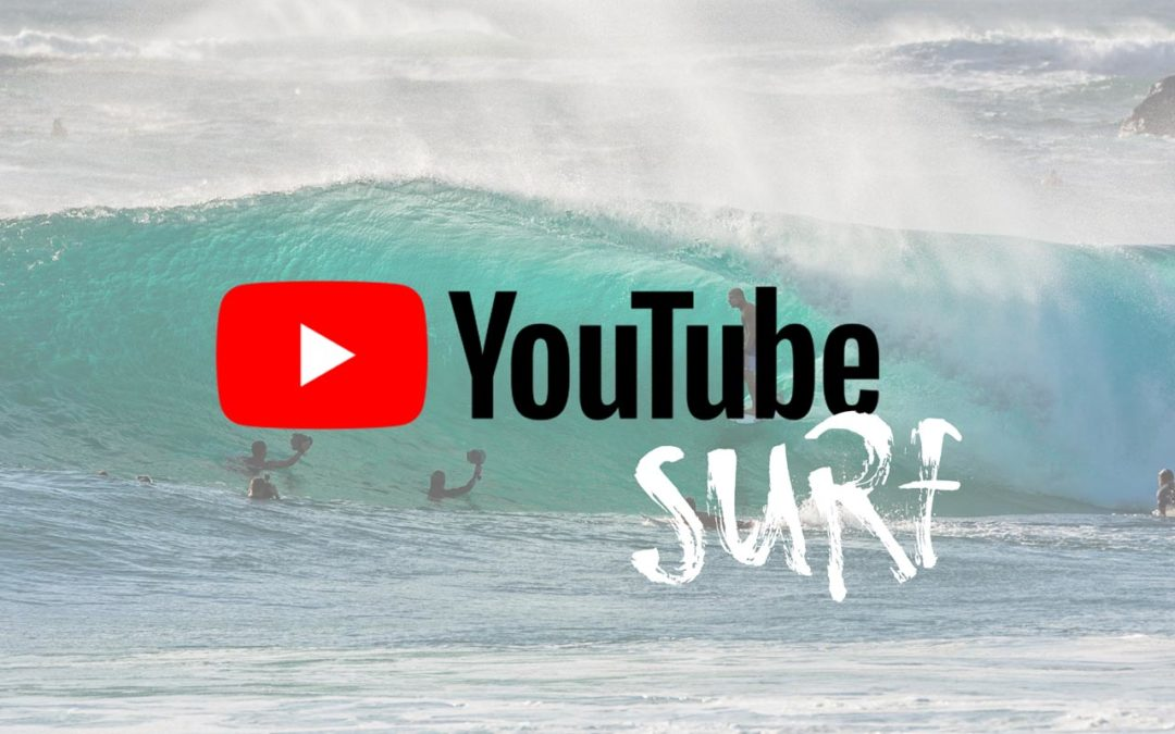 Surf videos: 5 Youtube channels you must follow