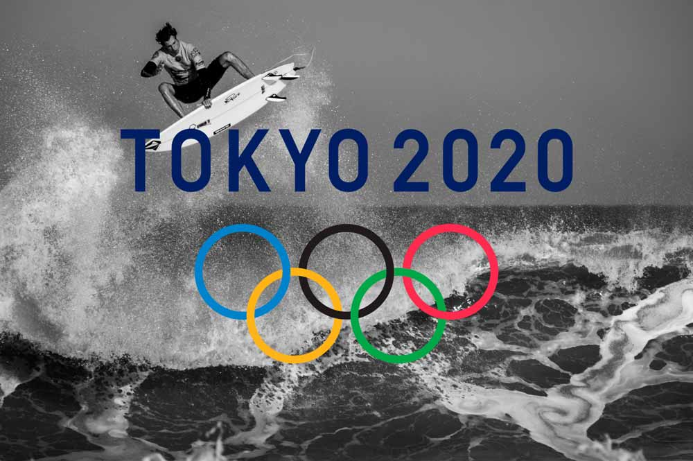 Olympic Games: Surf at Tokyo 2020