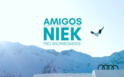 (VIDEO) Niek: Pro Snowboarder – Latas Surf Friends
