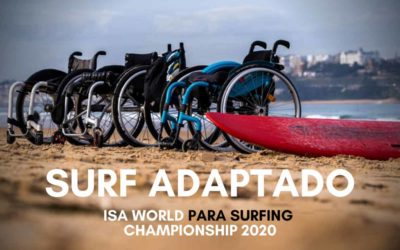 Adaptive Surfing: Spanish team is ready for ISA World Para Surfing Championship